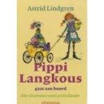 Lindgren, Astrid en Carl Hollander - Pippi Langkous gaat aan boord