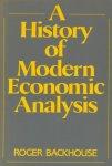 Backhouse, Roger - A history o modern economic analysis.