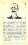 Broek, Peter de  .. Met zwart wit  illustraties van Verdi - limericks er was eens een man in Cairo  ... Limericks verzameld en bekeken door Peter de Broek