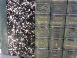Jhr. Mr. J.C. de Jonge - Het Nederlandsche Zeeweezen 5 volumes, tweede druk 1858-1862