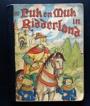 Franssen, Frans tekst illustraties Leo van Grinsven - Puk en Muk in Ridderland