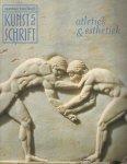 mariëtte haveman (red) - kunst schrift, 5/02, atletiek & esthetiek