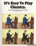 Diverse auteurs - It's easy to play classics
