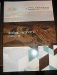 Cohen, Ohad en Sarah Baker - Biblical Hebrew A B C D en E (5 boeken)