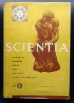Dijksterhuis, E.J. - Scientia deel 1 Handboek voor Wetenschap Kunst en Religie