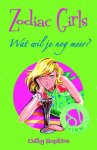 Hopkins, C. - Zodiac Girls Wat wil je nog meer ? / wat wil je nog meer (leeuw)