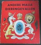 Riddell, James - Andere malle dierengevallen (upperbody-legs book)