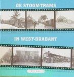 Leideritz, W.J.M. - De stoomtrams in West-Brabant. (Deel 1)