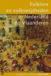 Laan K. ter - Folklore en volkswijsheden in Nederland en Vlaanderen