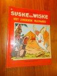 VANDERSTEEN, WILLY, - Suske en Wiske. Het zingende nijlpaard.