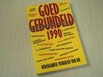 Hilhorst, Marijke (samenstelling) - Goed Gebundeld 1990. Nederlandse verhalen van nu