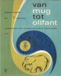 Maas / Beke - Van mug tot olifant - leerboek over plant- en dierkunde voor de lagere school - deel 1, 4de leerjaar