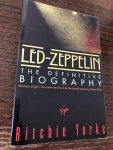 Ritchie Yorke - Led-Zeppelin, the definitive biography