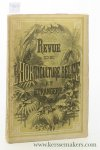 (Collectif) - Revue de l'horticulture belge et étrangère rédigée et publiée par Fr. Burvenich, O. de Kerckhove de Denterghem, Em. Rodigas, etc. Tome II.