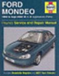 Jeremy Churchill - Ford Mondeo Service and Repair Manual