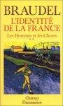 Fernand Braudel - L'Identité de la France