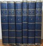 REGNARD, (J.F. 1655-1709) and M. GARNIER - Oeuvres complètes, avec des avertissements et des remarques sur chaque pièce par M. Garnier. Nouvelle édition.