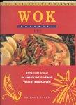 Jones, B. - Wok kookboek / druk 1