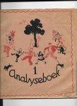 Breda, Jan van - Analyseboek 1