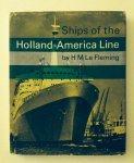 Fleming, Le. H.M. - Ships of the Holland-America Line
