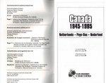 Ottawa (Ontario) - Canada 1945-1995.