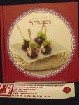 Makkink, Djoni (redactie) - Amuses, 40 recepten voor..