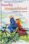 Grootenboer, Marianne - Voorbij Niemandsland. September 1944 - april 1945