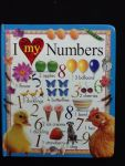 The Book Company - I love my Numbers