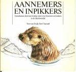 Ewijk, Tom van en Channell, Jim - Aannemers en inpikkers. Grasduinen doet een boekje open over bouwers en krakers in de dierenwereld