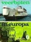 Mulder, G.H. - Veerboten in Europa