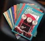 Lenn Bal hoofdredacteur - maandblad Het Automobiel  jaargang 1982    nmrs 22t/m 33
