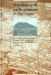 Diverse authors - The history of earth scienses in Suriname