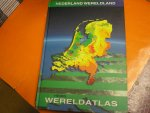 BOEDHOE, VENITA - NEDERLAND WERELDLAND wereldatlas voor Nederland en de rest van de wereld