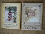 Barker,Cicely Mary - Flower Fairies Of The Summer. Poems and pictures by Cicely Mary Barker. Ex-libris plaatje schutblad.11,5x14cm.Brievenbuspost.