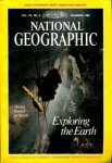 National Geographic - Vol.174, No.5, Nov 1988 Exploring the Earth  / Nepal - Himalaya - Mount Everest