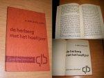 Doolaard, A. den - De herberg met het hoefijzer [Grote letterboek!]