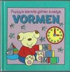 Crossley, David (tekeningen) - Puppy's eerste glitterboekje: VORMEN