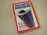 List, G. van der - Meer dan een weekblad / de geschiedenis van Elsevier