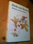 Snow, Barbara & David - Birds and Berries - a study of an ecological interaction