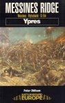 Oldham, Peter - Battleground Europe - Messines Ridge (Messines - Wytschaete - St. Eloi), Ypres, 141 pag. paperback, zeer goede staat