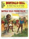 - BUFFALO-BILL, 5 verhalen, uitgeverij Skarabee, 174 blz.