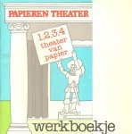 Boonstra, Ger en Ineke Voorsteegh - 1, 2 , 3, 4, theater van papier