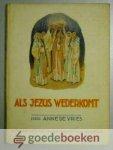 Vries, Anne de - Toen Jezus geboren werd