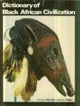 Balandier / Maquet - Dictionary of Black African Civilization