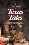 Garrison, Webb B - A Treasury of Texas Tales: Unusual, Interesting, and Little-Known Stories of Texas