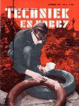 Horst, W. van der (hoofdredactie) - Techniek en hobby, 4e jaargang, no. 9, september 1958