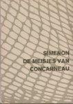 Simenon, Georges - 1203  De  meisjes van Concarneau