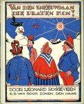 ROGGEVEEN, Leonard (verteld en geteekend door) - Van den sneeuwman die praten kon...!