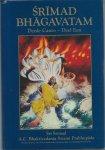 Bhaktivedanta Swami Prabhupada - Srimad-bhagavatam /derde canto deel 1
