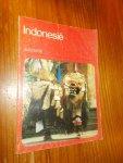 RED. - ANWB. Indonesie.